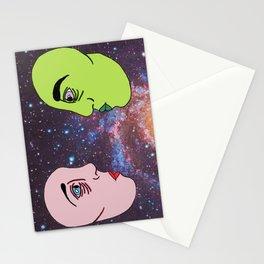 Galaxy Buddies Stationery Cards