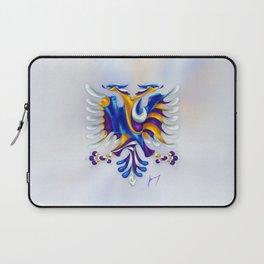 Kosovar (Albanian) Eagle Laptop Sleeve