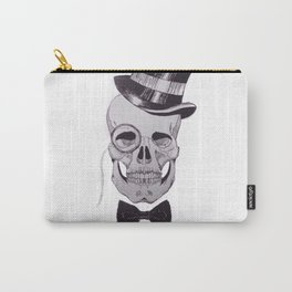 Classy Skull Carry-All Pouch