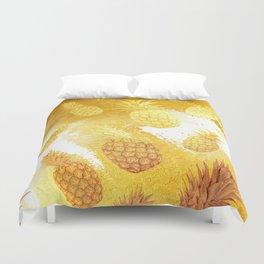Ananas Fruit Pattern 5 Duvet Cover