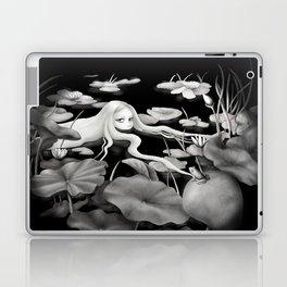in the water Laptop & iPad Skin