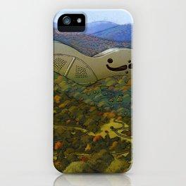 Mountain Music iPhone Case