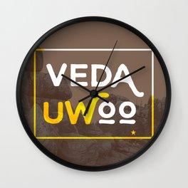 Vadauwoo Wyoming Wall Clock
