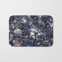 Celestial Charts Bath Mat
