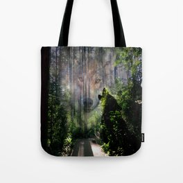 The Wild in Us Tote Bag