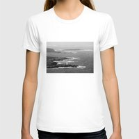 ruben ireland T-shirts featuring Ireland Oceanview by Dustin Hall
