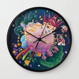 Games in orbite Wall Clock