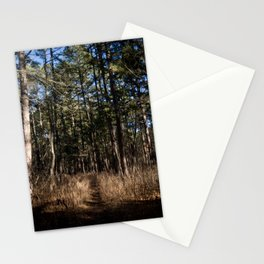 Whispering Pines Stationery Cards