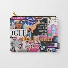 collage magazine Carry-All Pouch