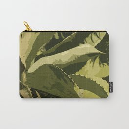 Agave Abstract Carry-All Pouch