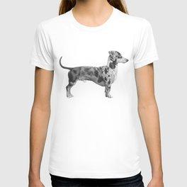 Dozer the Dachshund T-shirt