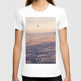 Sunrise Hot Air Balloon Flight T-shirt
