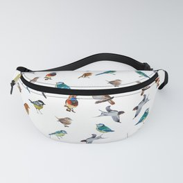 I love birds Fanny Pack