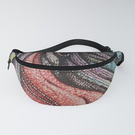 Desiderate for Contentment Fanny Pack