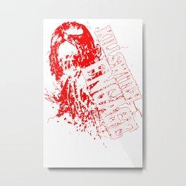 Buried Alive Metal Print