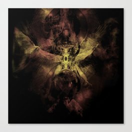 Thanatos: Prelude VI, fragment Canvas Print