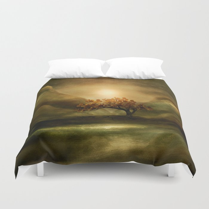Advice From a Tree Duvet Cover