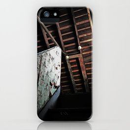 Pooley Street Rafters iPhone Case