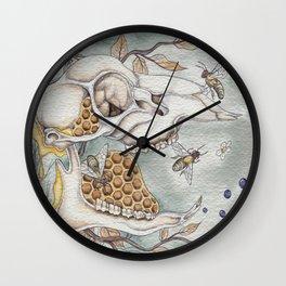 Thanatos Wall Clock