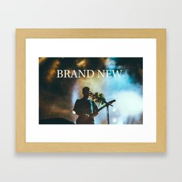 Brand New Framed Art Print