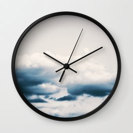 Fly me to the Moon #1 Wall Clock