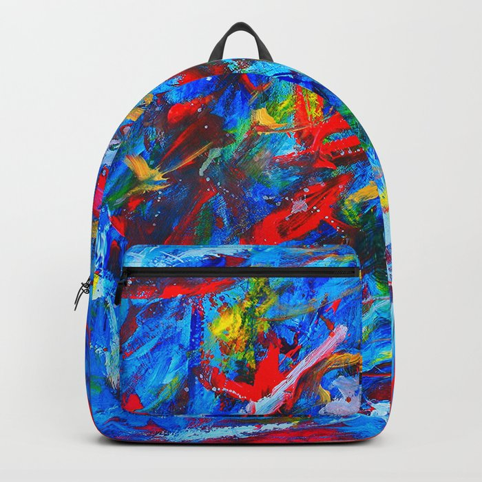 Winter In Russia #society6 #decor #buyart Backpack