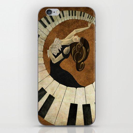 Key to the Soul iPhone & iPod Skin