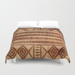 -A24- African Moroccan Traditional Artwork. Duvet Cover