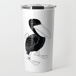 COMMUNIST DUCK Travel Mug