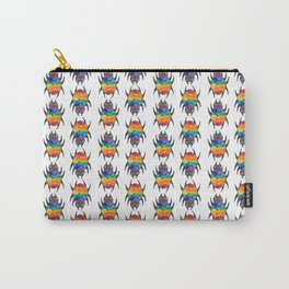 the gay spider pattern Carry-All Pouch