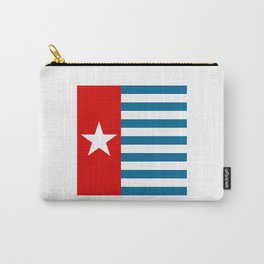Flag of the morning star Carry-All Pouch