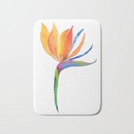 Bird of Paradise Flower Bath Mat