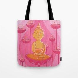 Buddha G Tote Bag