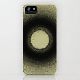'Supermassive black hole' iPhone Case