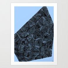 - monolith 4 - Art Print
