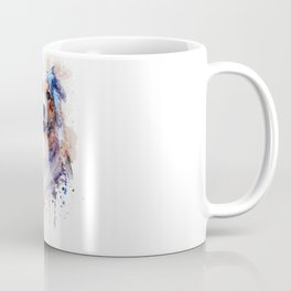 Australian Shepherd Portrait Coffee Mug