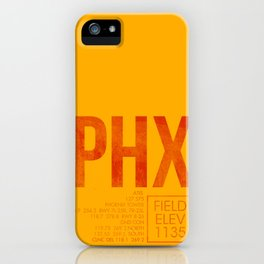PHX iPhone Case
