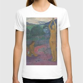 Paul Gauguin - The Invocation T-shirt