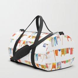 Laundry Duffle Bag