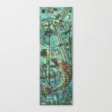 Flyfishing_1 Canvas Print