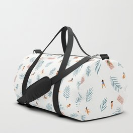 Stripes Duffle Bag