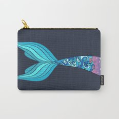 mermaid tail *ocean* Carry-All Pouch