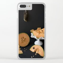 Overdue Clear iPhone Case