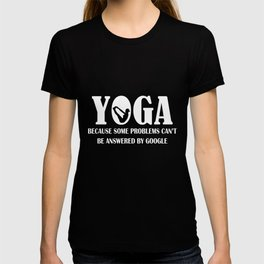 Yoga Pose Yoga Class Meditation Buddhism Sport Gym T-shirt