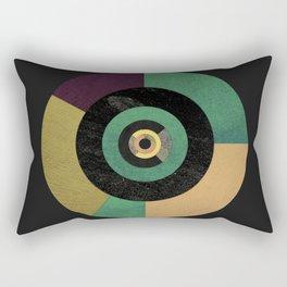 Circle Fibonacci.1 Rectangular Pillow