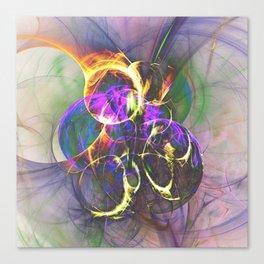 fractal world 30 Canvas Print