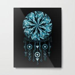 Shape of Dreams Metal Print