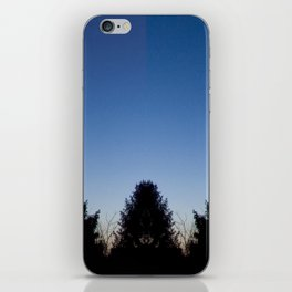 Spiegel im spiegel VIII iPhone Skin