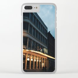 Seaport Clear iPhone Case
