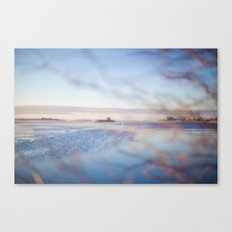 The Sea. Canvas Print